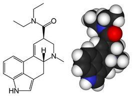 LSD. Fonte: Wikimedia Commons
