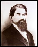John Pemberton, inventore della Coca Cola. Fonte: Wikimedia Commons