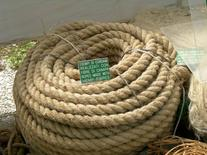 Corde realizzate con fibre di Cannabis. Fonte: Borrelli/Izzo