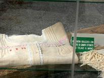 Biancheria realizzata con fibre di Cannabis. Fonte: Borrelli/Izzo