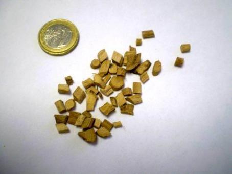 Droga tagliata a tubetti. Fonte: Borrelli/Capasso/Izzo