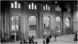 Amburgo, sopralluogo alla centrale elettrica di Hammerbrook