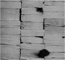 A. Burri, Grande legno G59