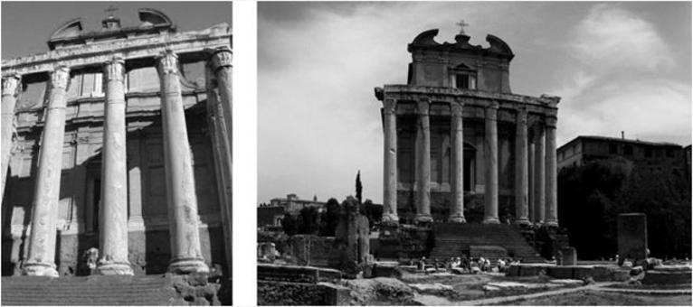 Restauro della chiesa di S.Lorenzo in Miranda, Roma