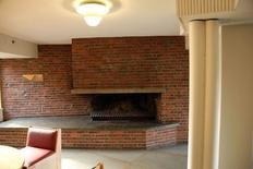 Alvar Aalto, Baker House, 1947 – interno