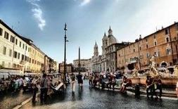 Roma, piazza Navona.