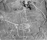 Timgad, Algeria, 100 d.C.