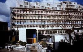 Le Corbusier, Cité-Refuge de l'Armé du Salut, 1930.