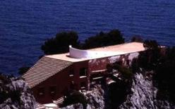 Adalberto Libera, Casa Malaparte, Capri, 1938
