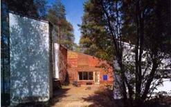 Alvar Aalto, Casa sperimentale e Sauna, Muuratsalo (Finlandia), 1952