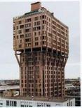 BBPR, Torre Velasca, Milano, 1958