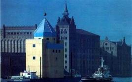 Aldo Rossi, Teatro del Mondo, Venezia, 1979