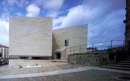 Alvaro Siza, Centro Galego de Arte contemporanea a Santiago, 1988-94