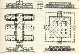 "Tavola 20 parte II del ""Precìs del Leçons d'architecture"" (1817-1819)"