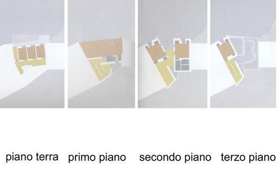 """Da """"David Chiepperfield"""", Federico Motta Edizioni"""