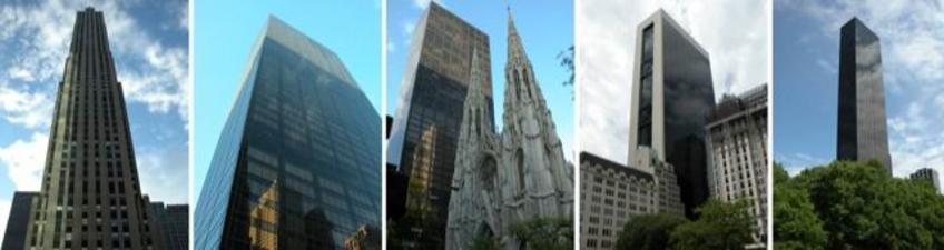 Grattacieli a New York. Fonte: foto R. Landolfo