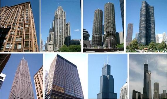 Grattacieli a Chicago. Fonte: foto R. Landolfo