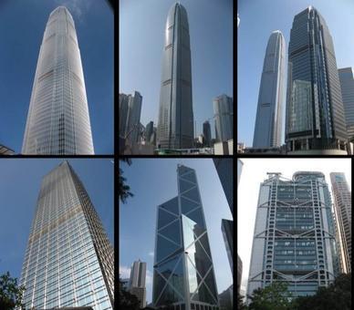 Grattacieli a Hong Kong. Fonte: foto R. Landolfo