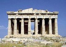 Partenone, Atene – 600 a.C. Fonte: Vitruvio