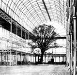Palazzo di cristallo, 1851 – Esposizione Universale – Londra. Fonte: Wikimedia
