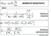 Momento resistente nel caso di instabilità flessotorsionale