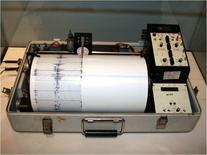 Sismografo orizzontale. Fonte: Wikimedia Commons