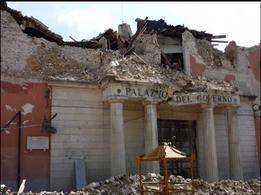 Terremoto a L'Aquila