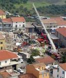 Terremoto del Molise, 31 ottobre 2002. Fonte: Rai News 24