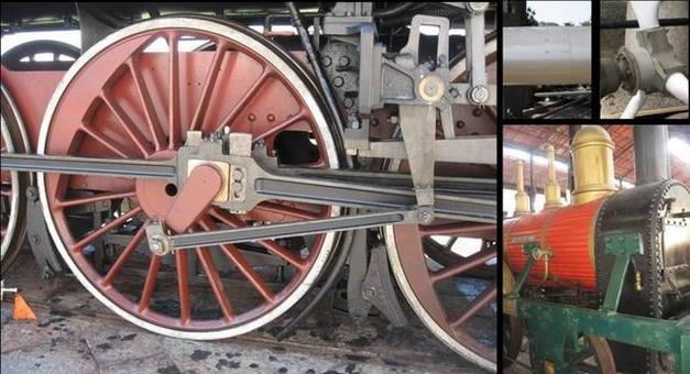 L'aspetto di un prodotto industriale e le sue caratteristiche funzionali ad es. resistenza meccanica, attrito, forze di montaggio, aerodinamica dipendono dalla finitura superficiale (foto: Museo Pietrarsa e mostra dei velivoli da turismo, DIAS).
