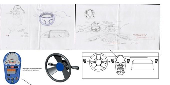 La modellazione CAD e la visualizzazione fotorealistica sono fasi indispensabili della prototipazione virtuale per le valutazioni dei concetti di prodotto.