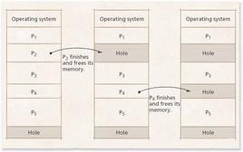 Schema del problema (frammentazione interna)