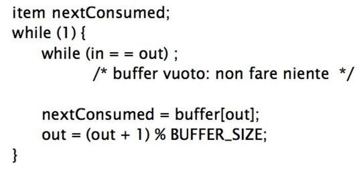 Codice (processo consumatore)
