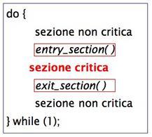 Codice (sezione critica)