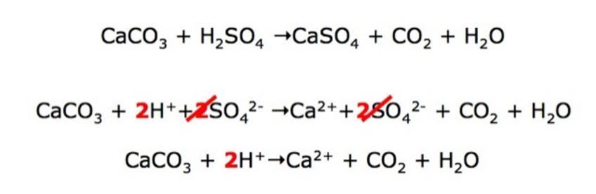 In una reazione in cui compaiono gli ioni anche le cariche devono essere bilanciate