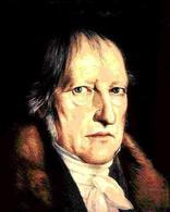 Hegel. Fonte: Itis Lanciano