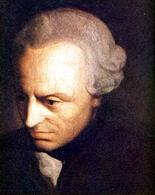 Kant. Fonte: Wikimedia Commons