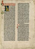 Gutenberg Bible. Fonte: Wikimedia