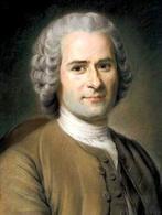 Rousseau. Fonte: Wikipedia