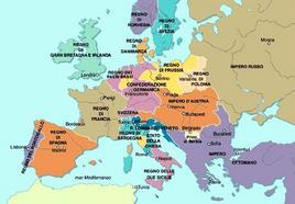 Europa della Restaurazione