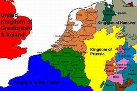 Nascita del Regno del Belgio