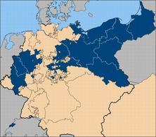Regno di Prussia dopo il Congresso di Vienna