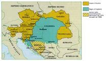 La monarchia duale austro-ungarica dal 1867