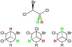 Anche se si ha rotazione sul legame C-C, i due H rimangono in intorni chimici diversi