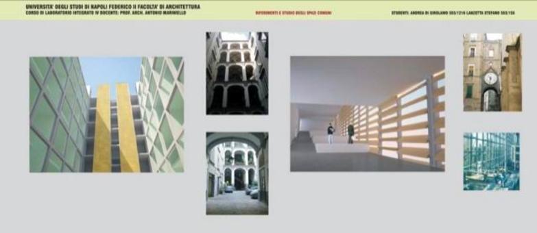 Studenti: Andrea Di Girolamo, Stefano Lanzetta.