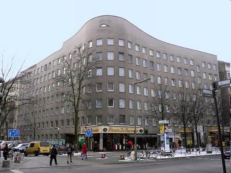 Alvaro Siza, Edificio Bonjour Tristesse, Berlino, 1984.