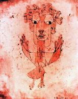 Paul Klee, Angelus Novus (1920). Fonte: wikipedia