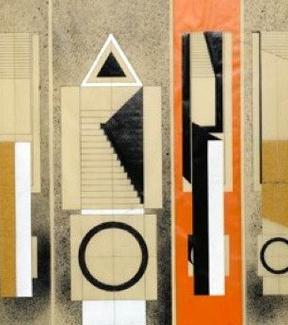 Aldo Rossi, disegno. Fonte:  Exibart
