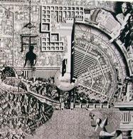 Aldo Rossi, la città analoga (1976). Fonte:  Brandenburgische Technische Universität