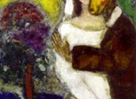 Marc Chagall, Sogno di una notte di estate (1939). Fonte:  Questo Trentino