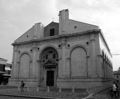 Leon Battista Alberti, Tempio malatestiano a Rimini, 1450. Fonte: wikipedia